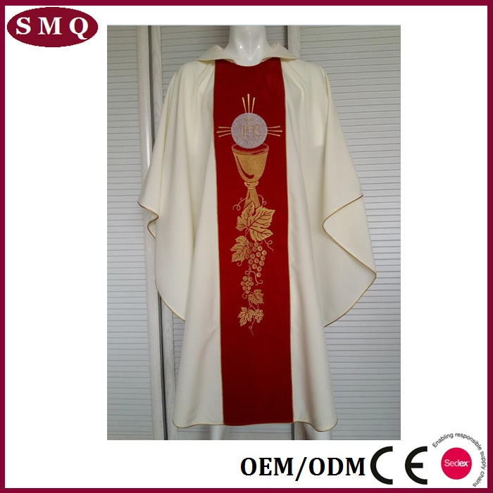 Chalice Embroidered Chasuble