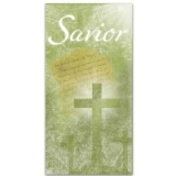 Words-of-Jesus Church Banner with Retractable Banner