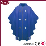 Cross Emrboidered Gothic Chasuble