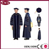 graduation gown for doctorate